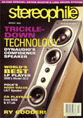 Stereophile March 2003
